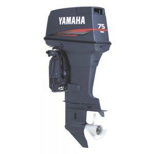 Yamaha 75 CV