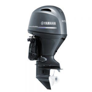 Yamaha 115 CV