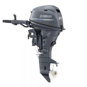 Yamaha 25 CV