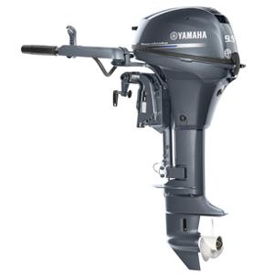 Yamaha 9.9 CV